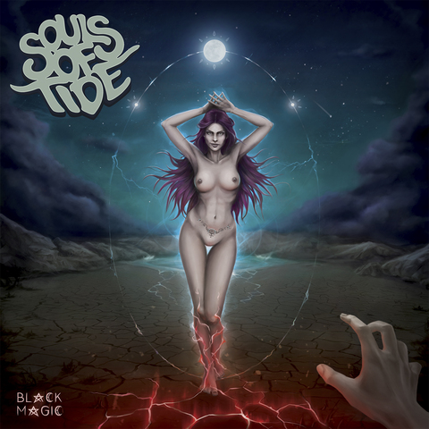 SOULS OF TIDE - Les détails du nouvel album Black Magic