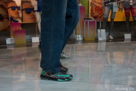 Trouver chaussure  à son  pied.