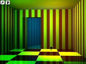 Jouer à Escape the house of stripes