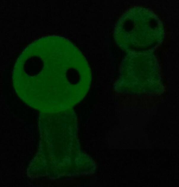 Spectres Verts