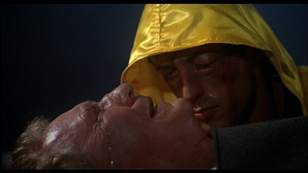 ROCKY 3 - BURGESS MEREDITH