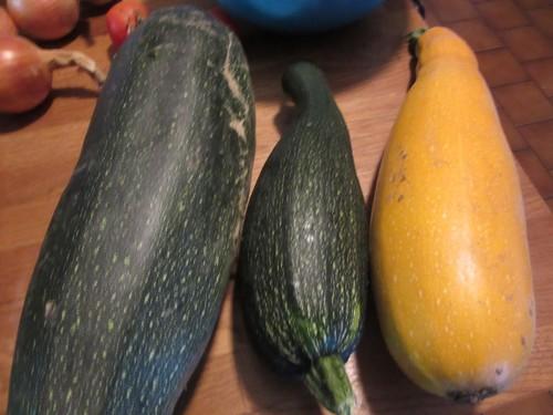 Légumes à cuisiner