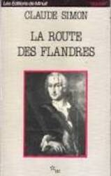 La Route des Flandres - Claude Simon -