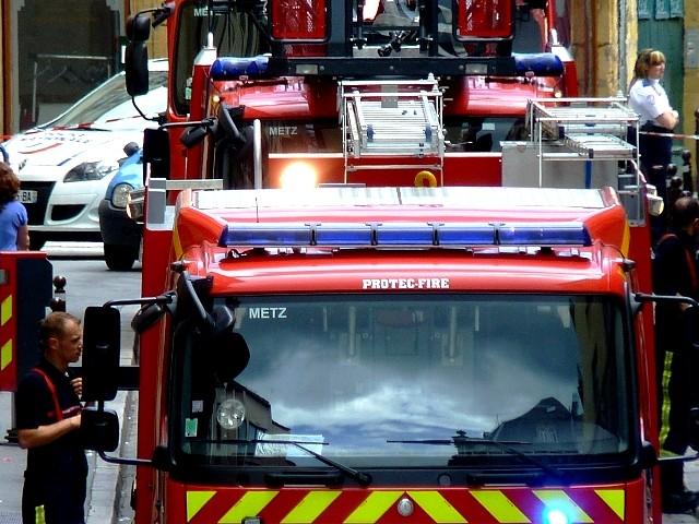 Les pompiers de Metz 4 Marc de Metz 2012