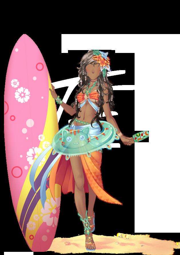 Tenue Salty Surfer