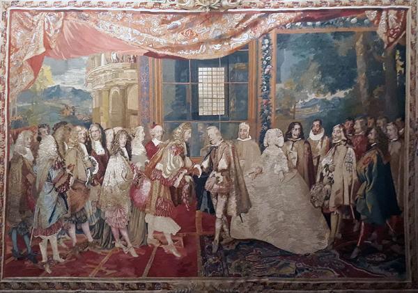 """L'exposition """"Créer pour Louis XIV à la Galerie des Gobelins"""