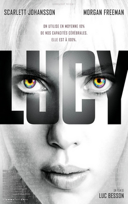 •FILM• Lucy - Luc Besson