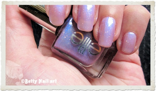 Swatch vernis Jazzy d'Elite