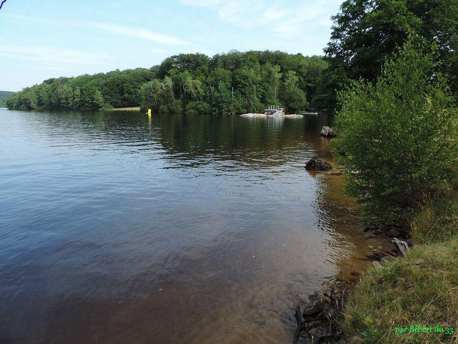 Vassivière le lac (87)