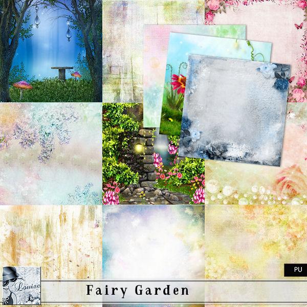 Fairy Garden Louis532