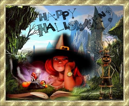 halloween crea ravine