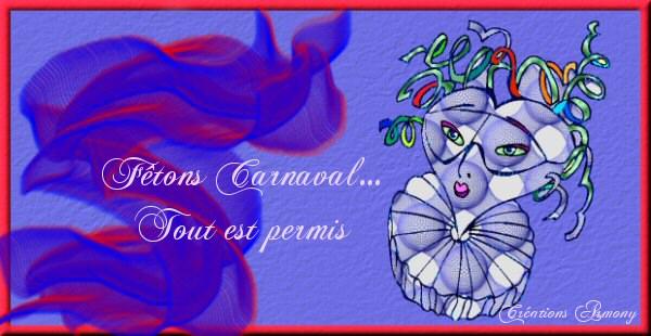 cartes postales carnaval