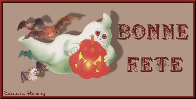 Cartes Postales Halloween