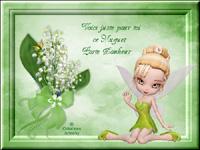 Carte postale virtuelle gratuite Muguet 1er Mai - Selection de l'image