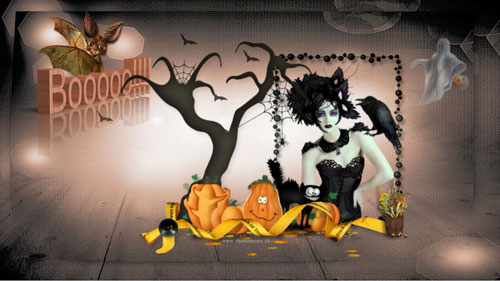 Halloween Cartes