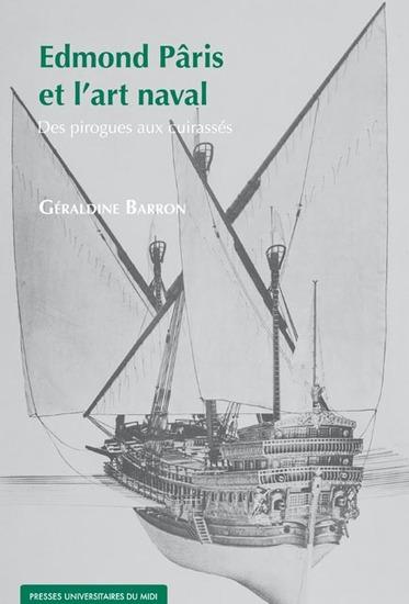 Edmond Pâris et l'art naval   -   Géraldine Barron