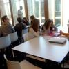 groupes de travail à la recherche de mots-clés
