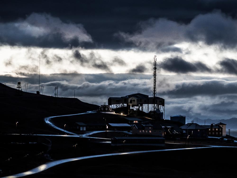 1. plass, Longyearbyen.