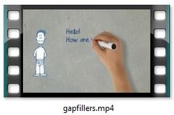 Gap fillers