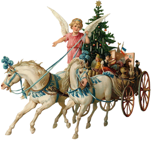 Anges  Angelots de Noël 2019