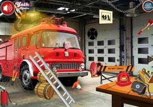 Jouer à Yolk Fire engine room escape