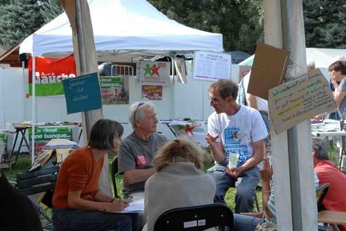 Succès de la mobilisation pour le climat le 26 septembre à Rosières