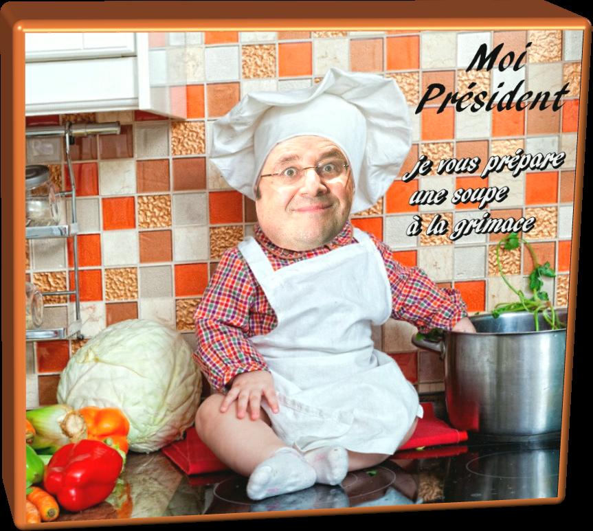 Moi Président (Humour)