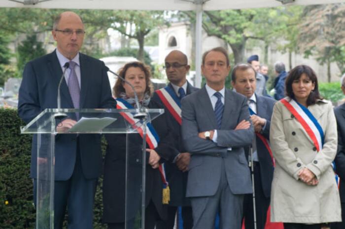 Communiqué de Jean-François Gavoury concernant le décès d'Odette Christienne , ancienne adjointe de Bertrand Delanoë et proviseure du lycée Henri-IV
