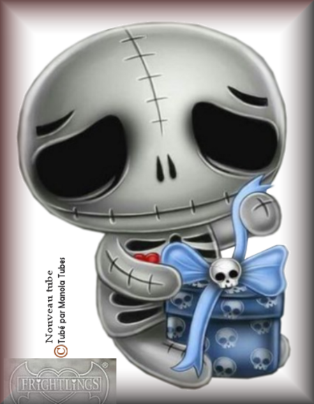 Tube Mr Jack Skellington 2965