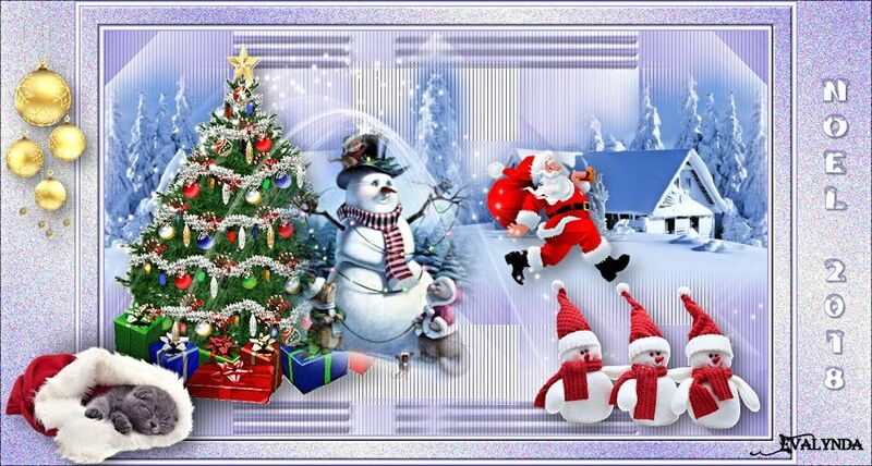- Noël 2018 -