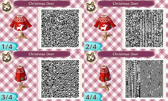 QR codes - Noël n°2