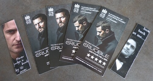 "Concours ""Keep Calm"" ! Richard Armitage France"