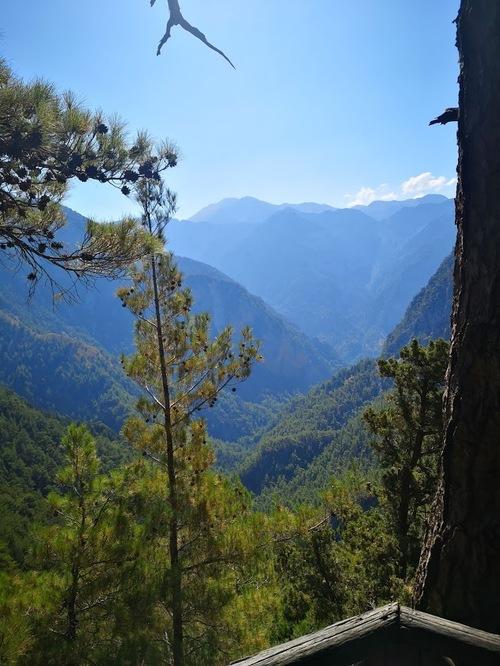 Voyage en Crête: 3eme partie - les gorges de Samaria