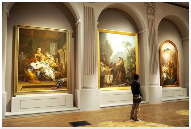 Exposition au Petit Palais