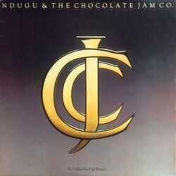 Ngudu & The Chocolate Jam Co. - Do I Make You Feel Better - Complete LP