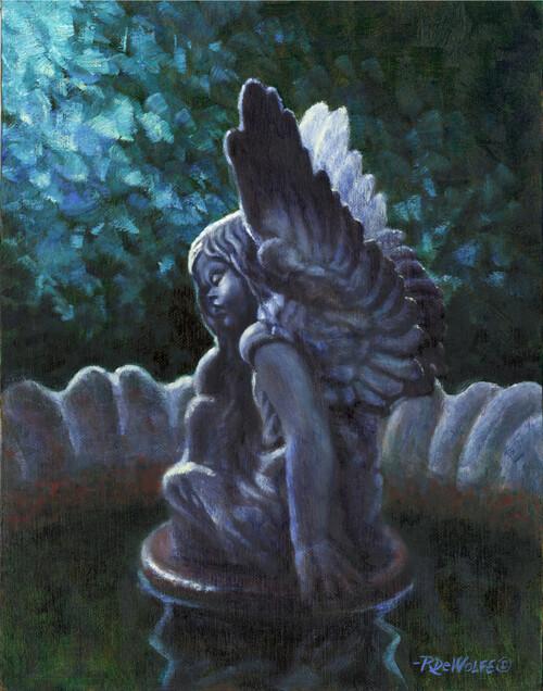Peinture de : Richard de Wolfe