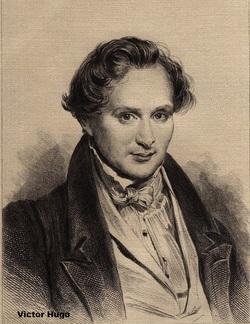 Poème Victor Hugo