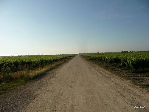route entre la D62 et la D979
