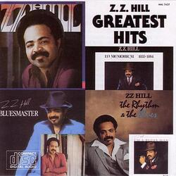 Z.Z. Hill - Greatest Hits - Complete CD