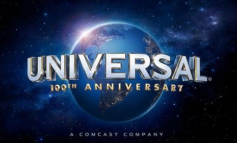 Universal Studio les 100 ans
