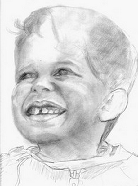 Mes dessins au crayon
