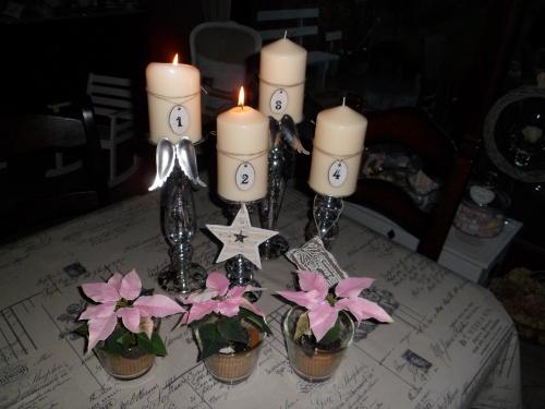 Noël dès l'entrée...