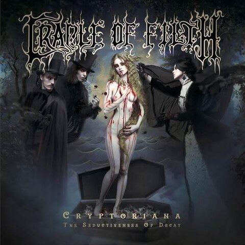 CRADLE OF FILTH - Un nouvel extrait du futur album dévoilé