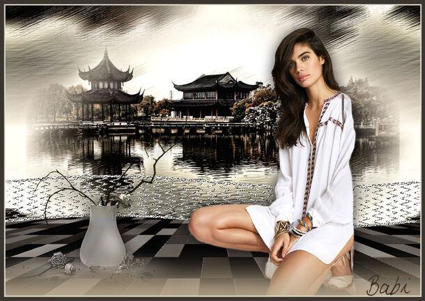 2. Lady Oriental