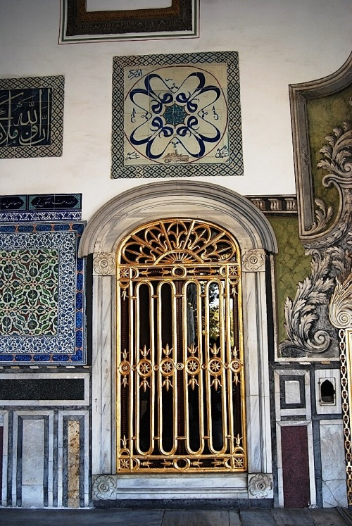 Le Palais Topkapi - Pavillon Bagdad