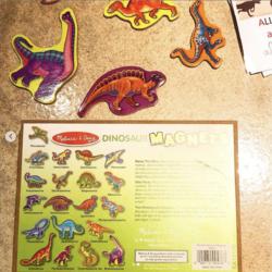 Atelier autonome dinosaures