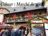 Colmar: marché de noel 1