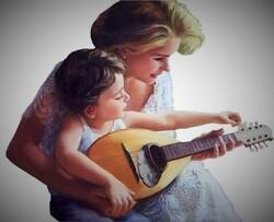 La Beauté d'une Maman