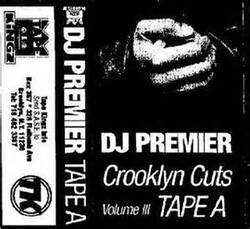 DJ Premier - Crooklyn Cuts - Tape A
