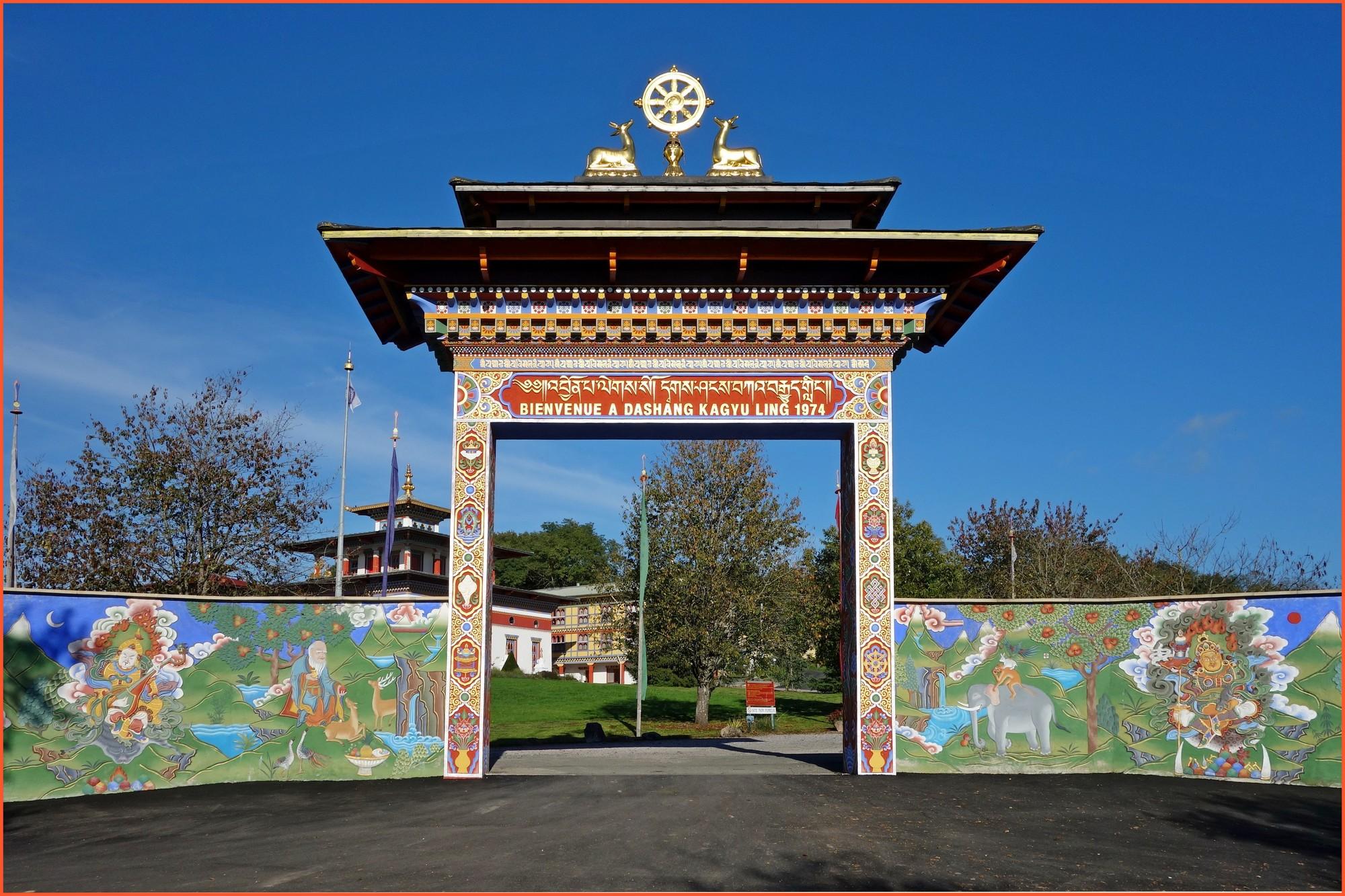 Bienvenue à Dashang Kagyu Ling